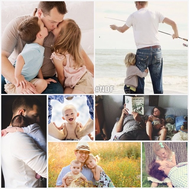 Any man can be a father, but it takes someone special to be a dad. ~ Anne Geddes  Happy #FathersDay #parenthood #love #NDF #NDFteam #quotes
