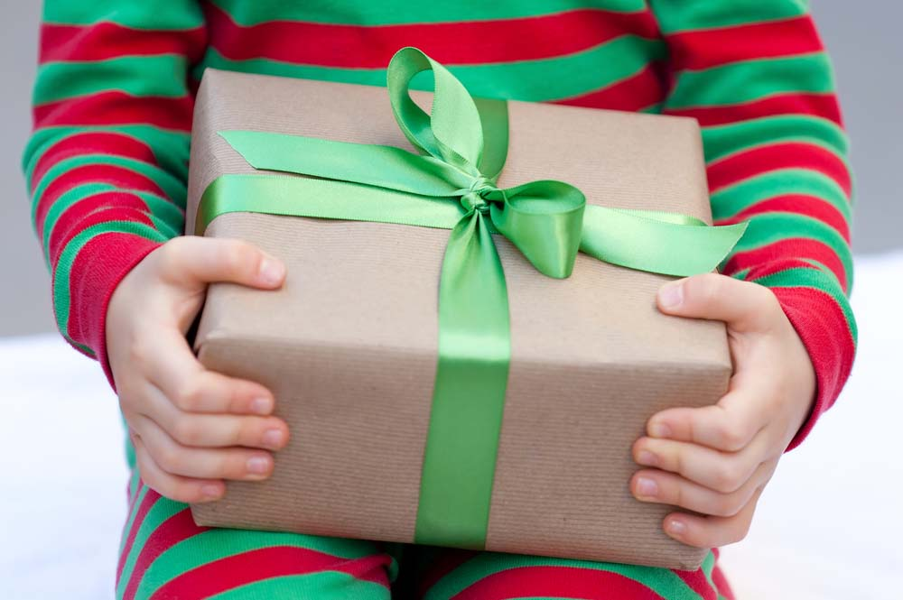 holding-wrapped-present