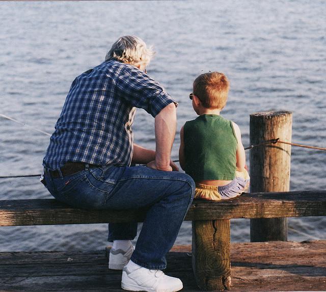 grandad-and-grandson