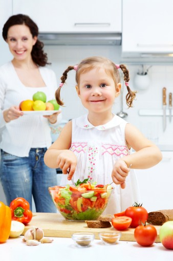 healthy-food-family