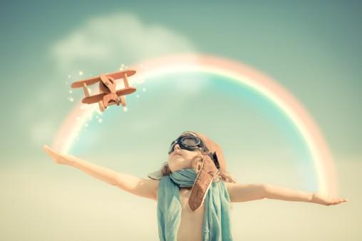childhood-plane