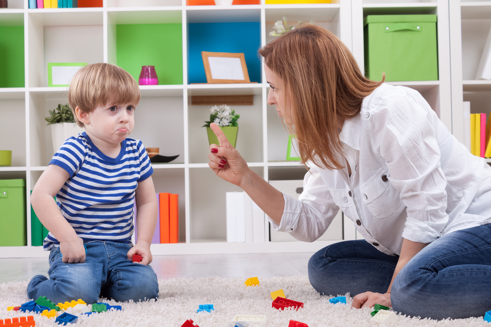 10 Things to help you dealing with angry child
