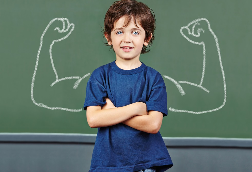 How to boost self-confidence in children and young adults?