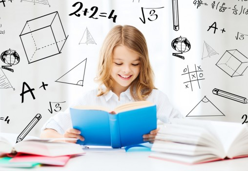 girl-smiling-while-learning