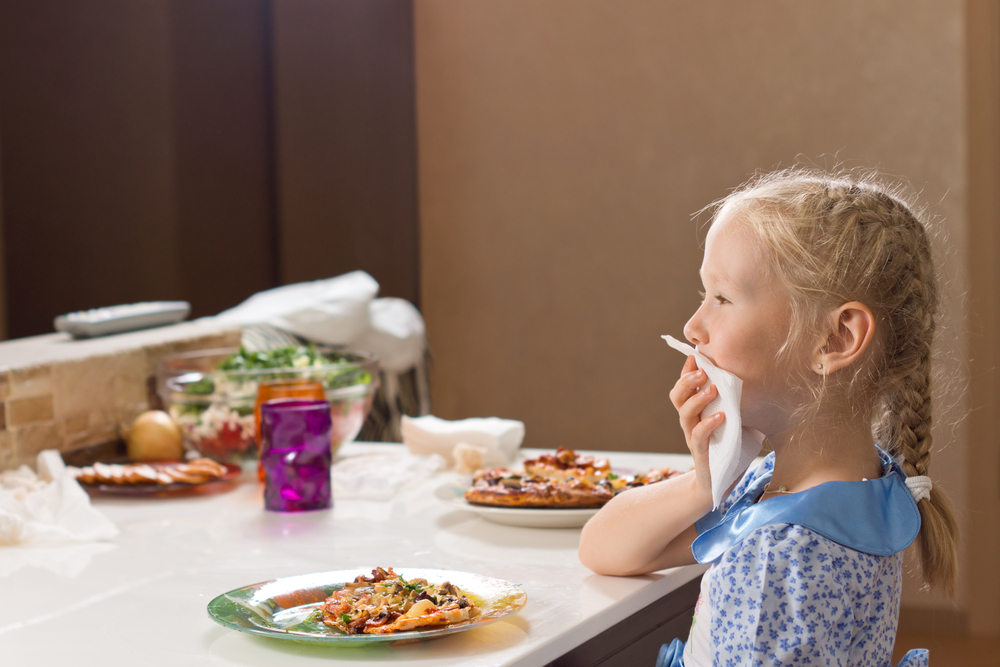 Teach Your Children Good Table Manners
