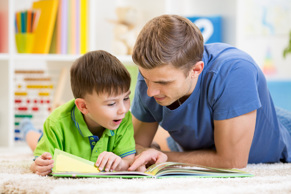 father-and-son-learning-from-a-book