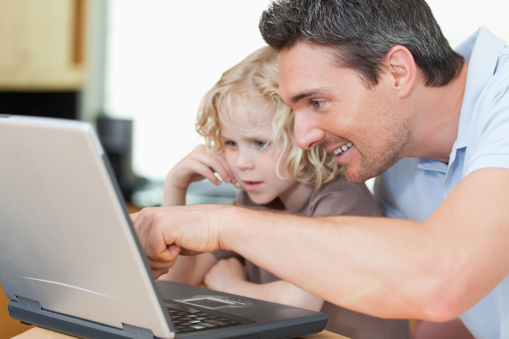 father-and-son-on-the-internet