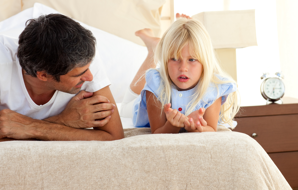 father-talking-to-his-daughter