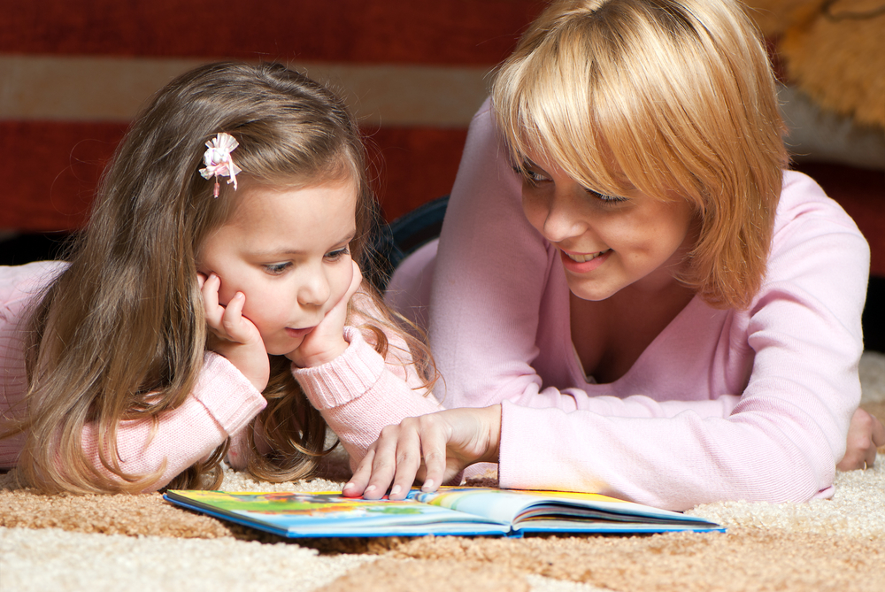 mother-daughter-reading-a-book