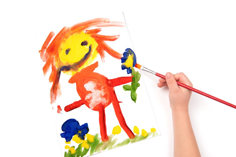 Children S Scribble Drawing : Learn to decode children s drawings novak djokovic