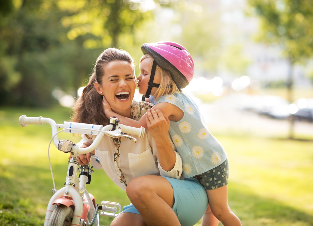 mom-and-daughter-cycling
