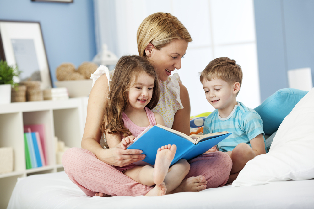 mother-reading-bedtime-stories