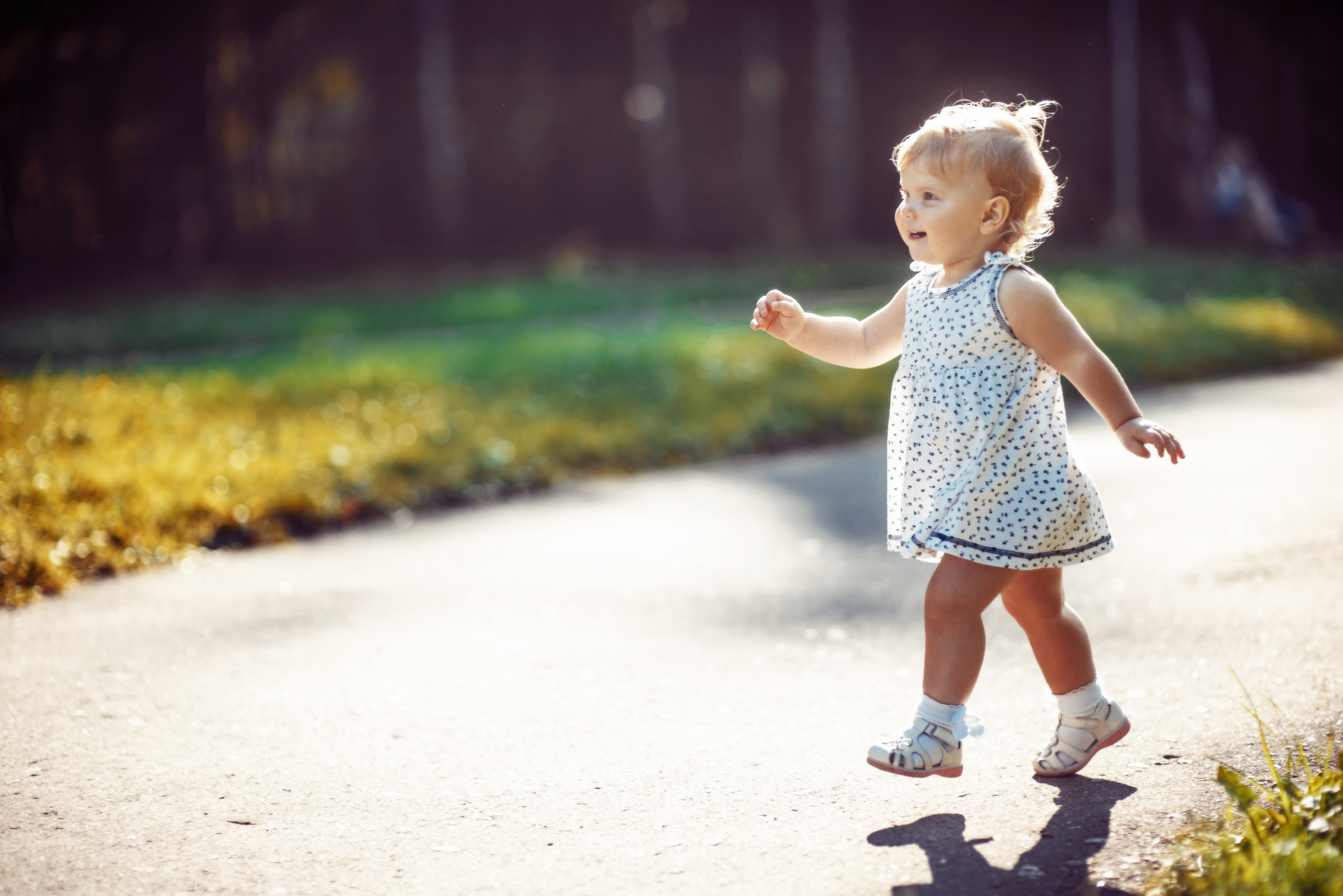 The Benefits of Walking for Children
