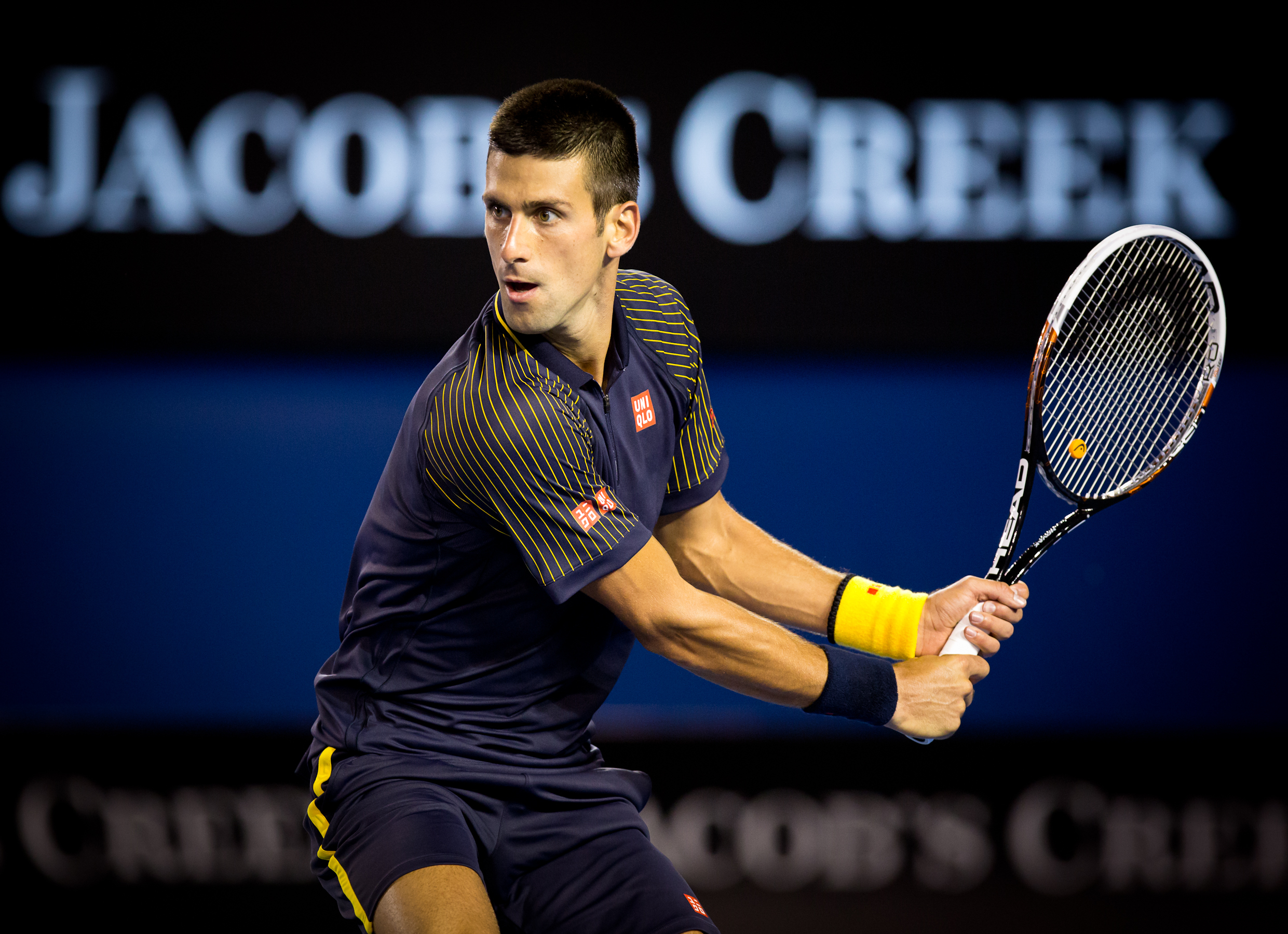 How I learned to Over e Adversity from Novak Djokovic