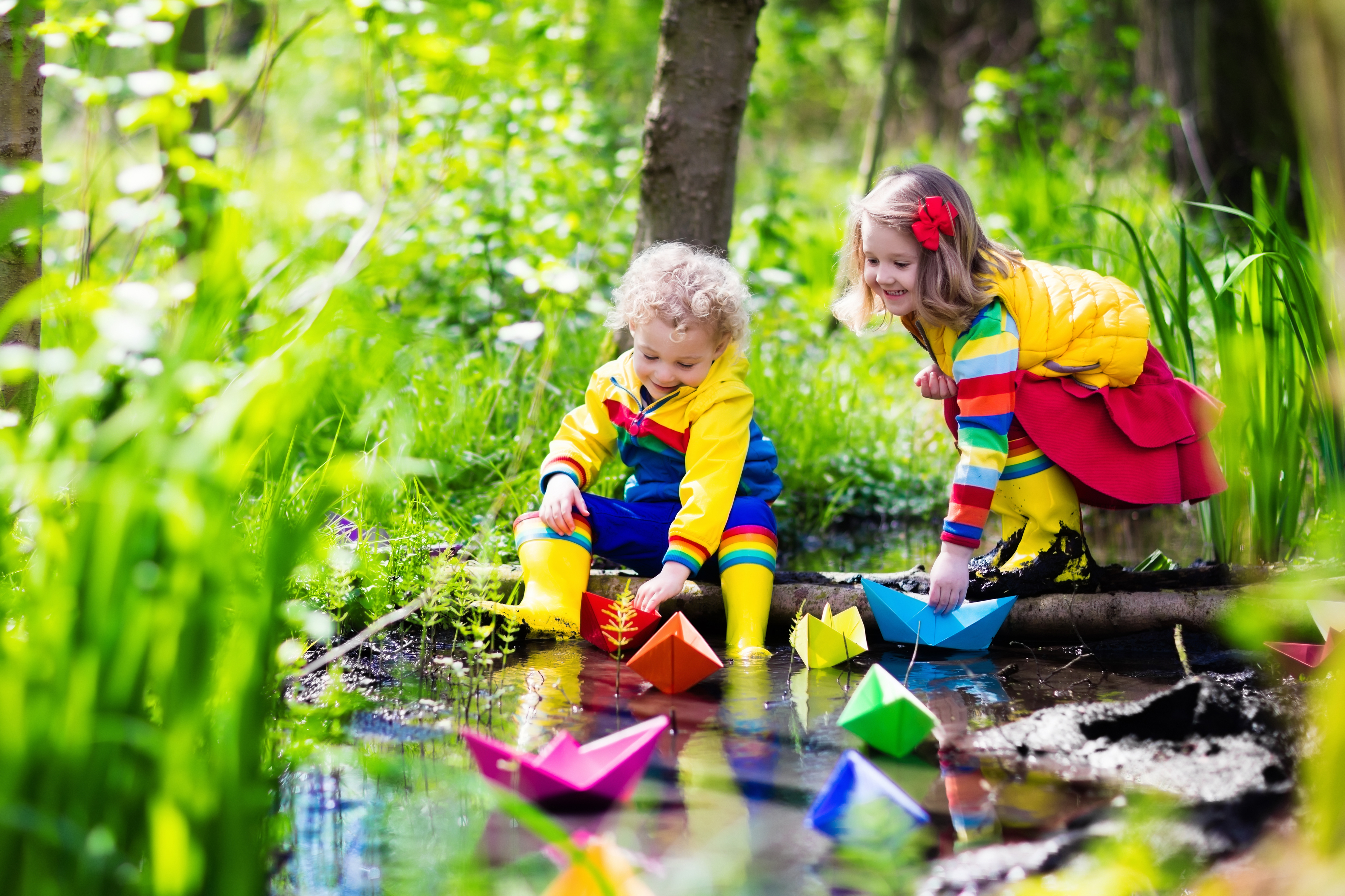 forest child learning schools playing children play spring led philosophy famveld copyright nature