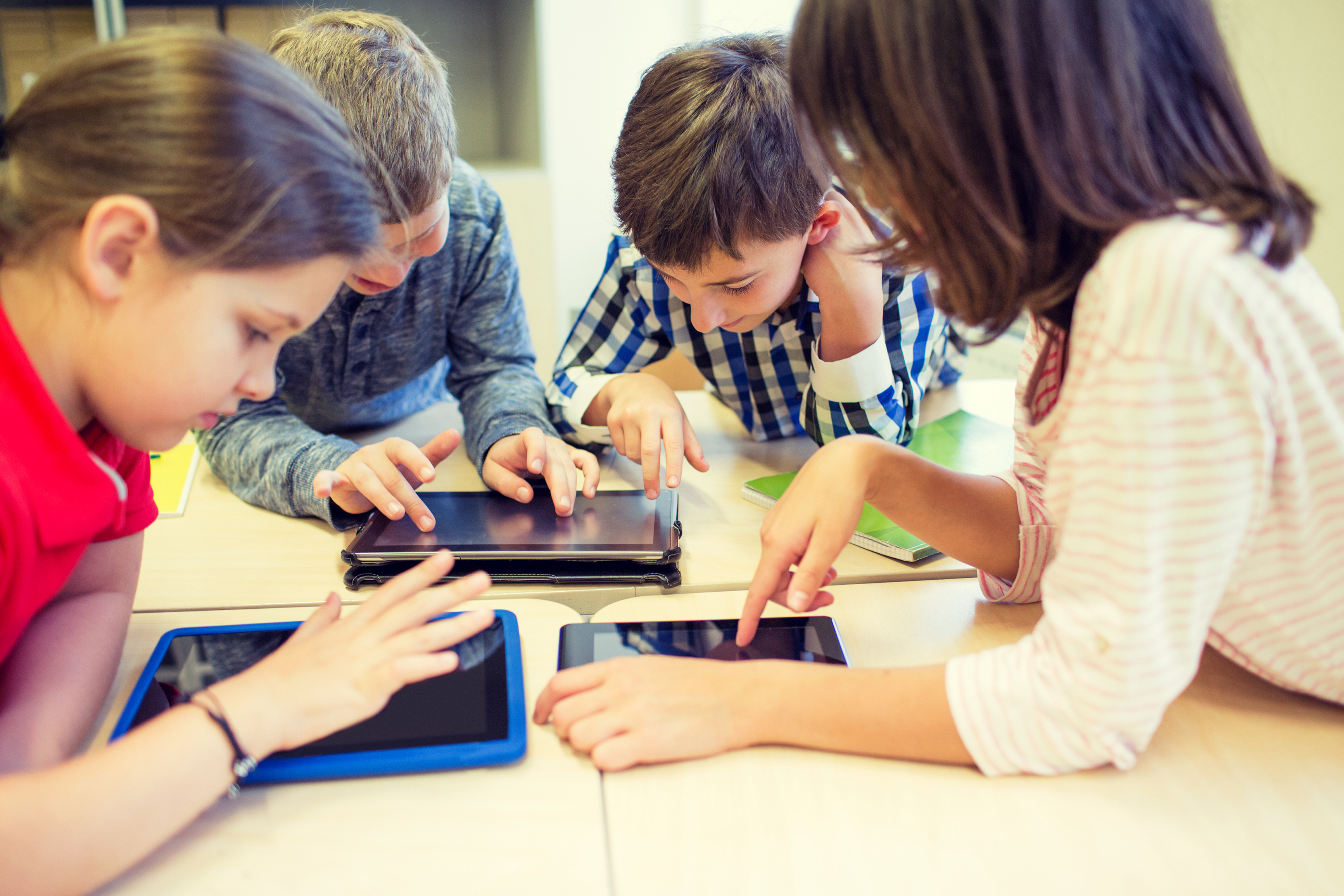 Modern Technologies Used In Classroom ~ Why is e learning vital for early childhood education