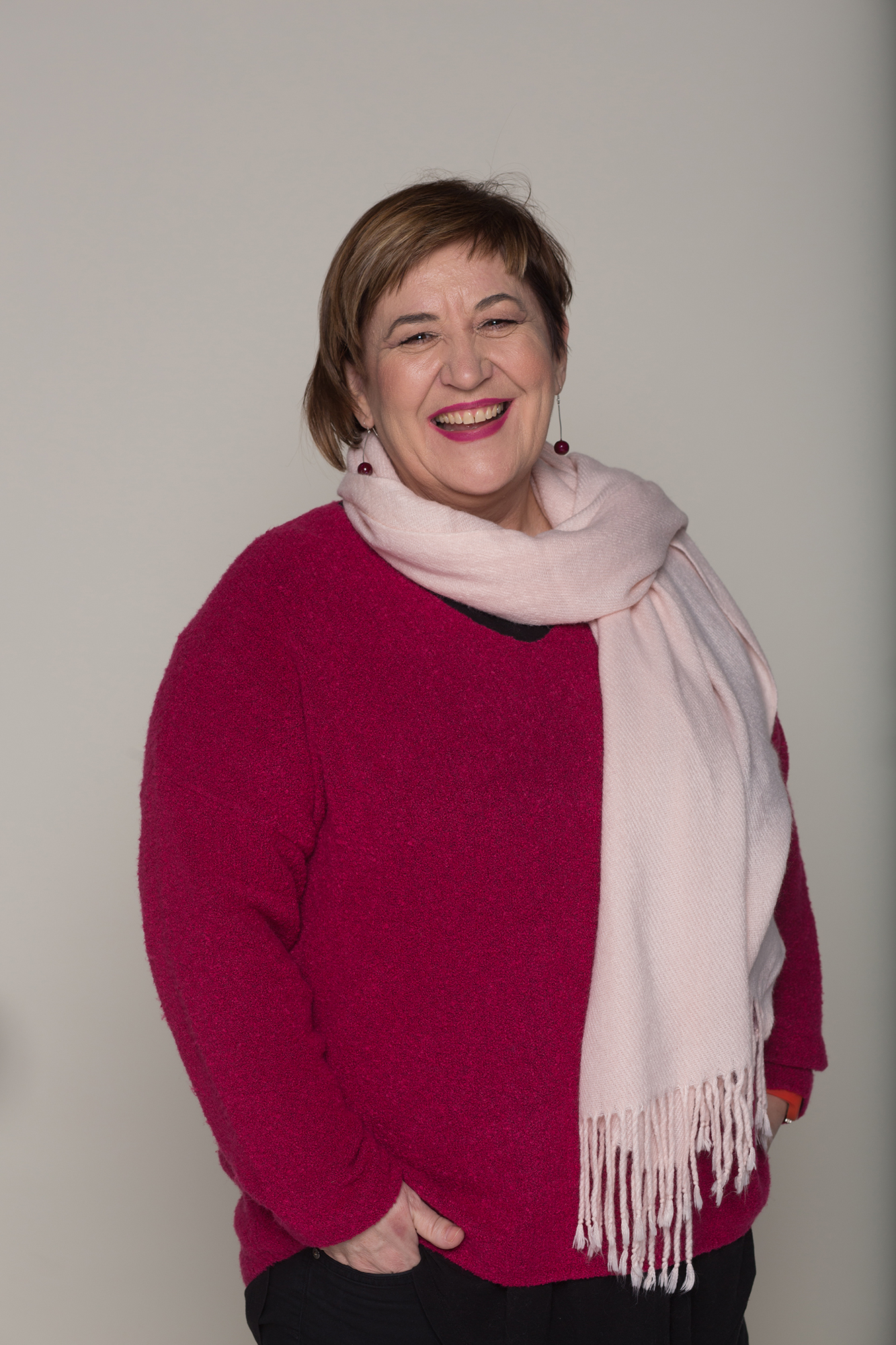 Smiljana Grujic, coordinator of the Support, Not Perfection programme