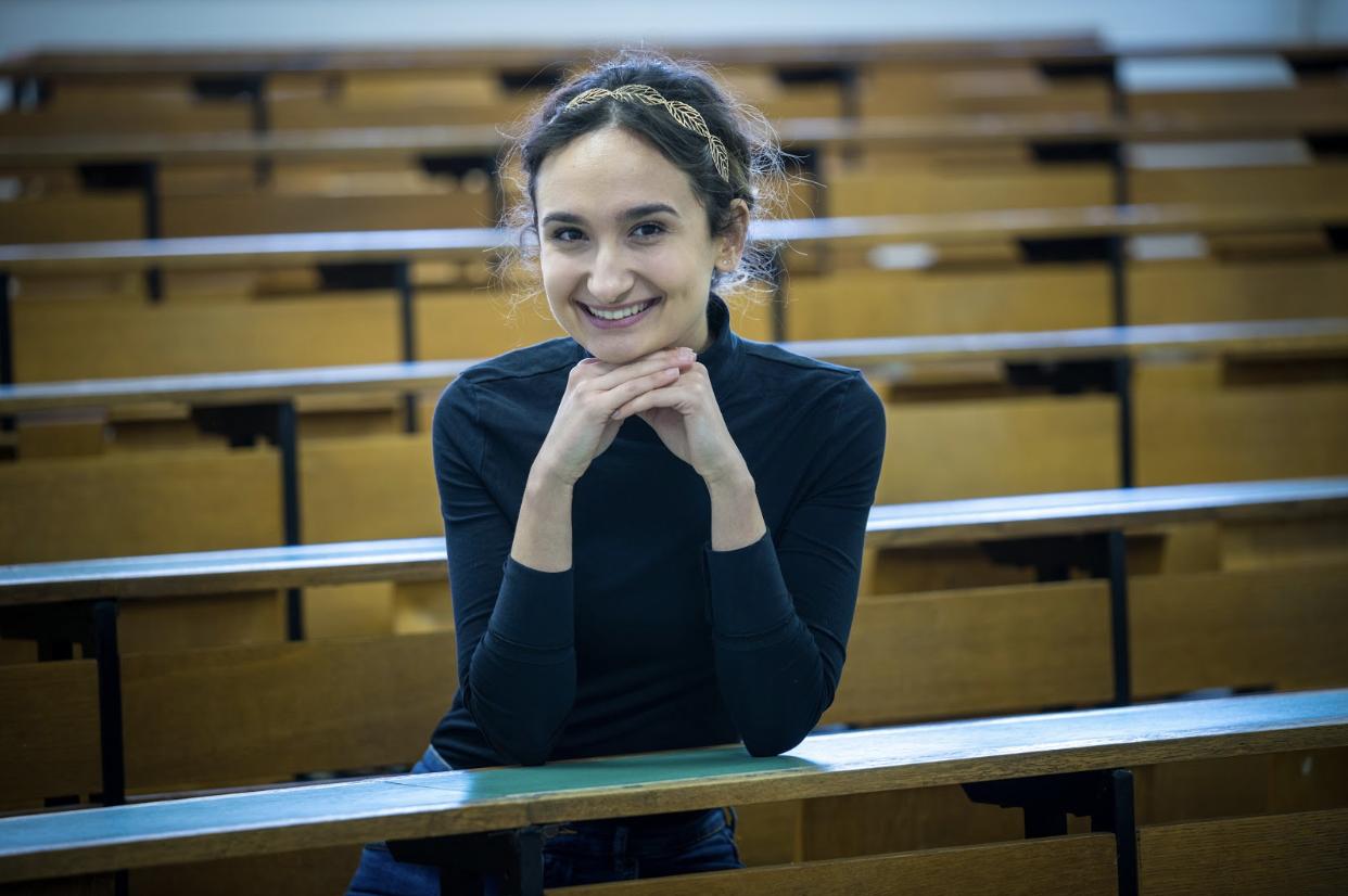 Jelena Stojković, Đoković stipendistkinja, klasa 2018-2022