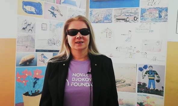 """Dijana je postala facilitator za program """"Podrška, ne perfekcija"""" koji osnažuje roditelje."""