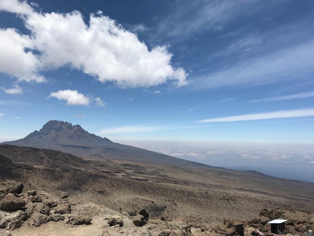 Kilimandžaro - krov Afrike.