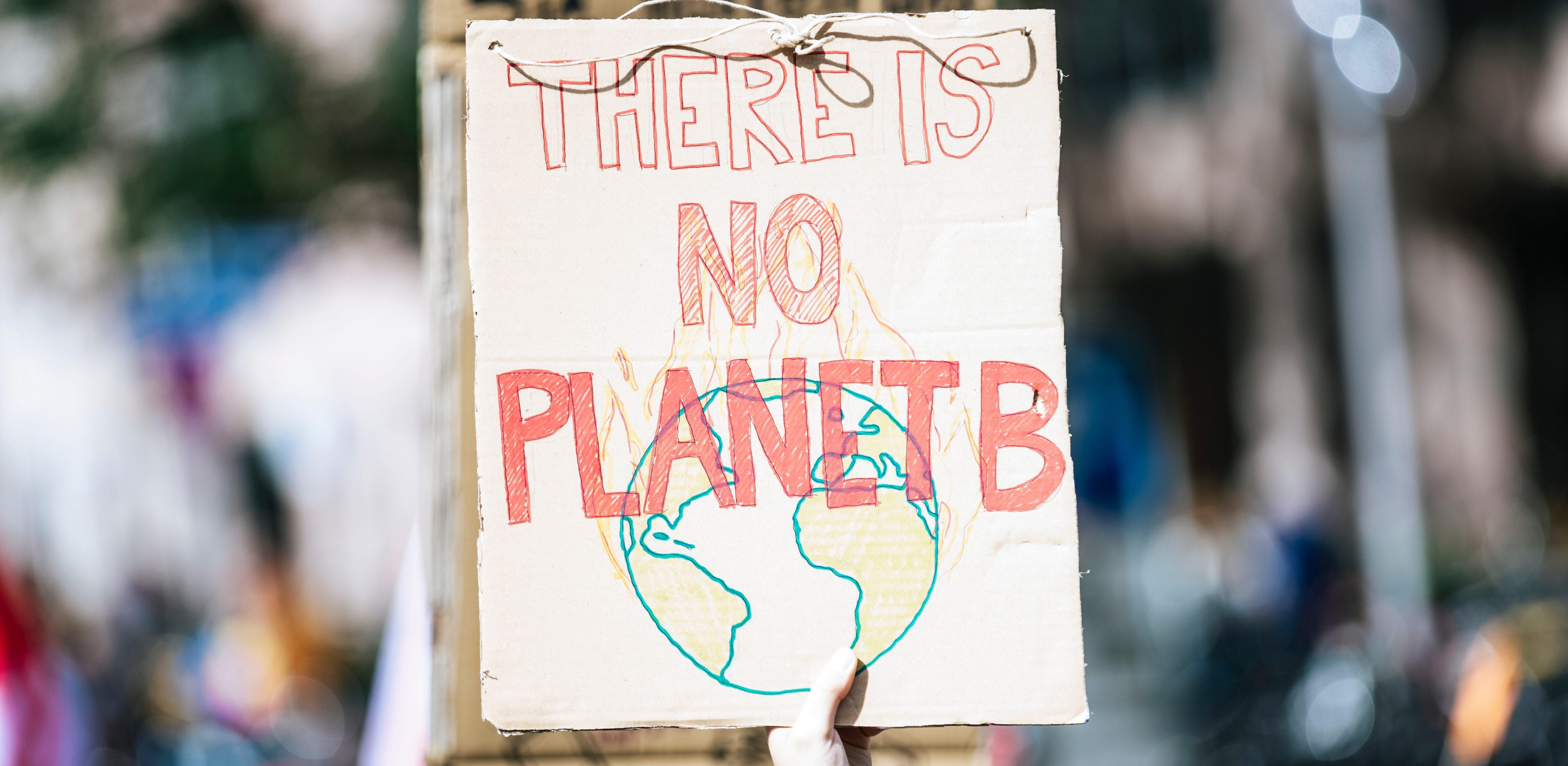 """Događaji koji se dešavaju kao deo Globalnog klimatskog štrajka na videlo su izneli problem """"ekološke anksioznosti""""."""