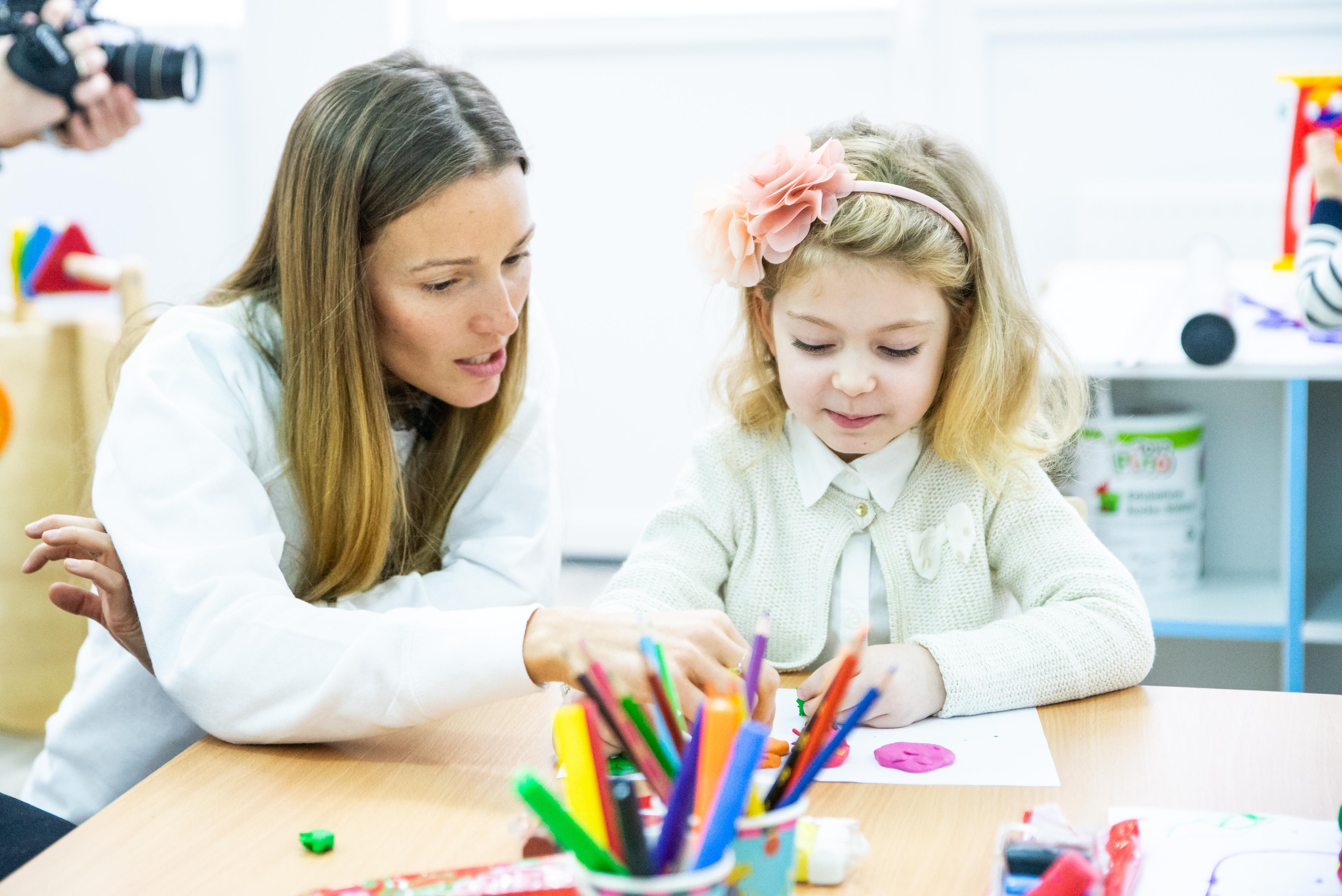 Vrtić pomaže deci da unaprede svoje socijalne i emocionalne veštine.