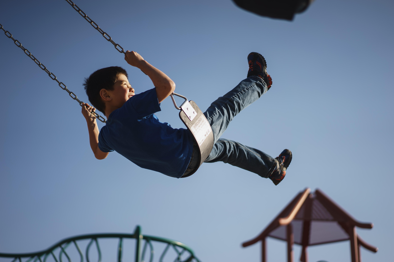 Nekada kod dece, kao i kod nas odraslih, neke stvari treba da se slegnu. Naročito kada stvari ne idu kako bi mi voleli. A deca u ovom slučaju samo žele da idu u park.