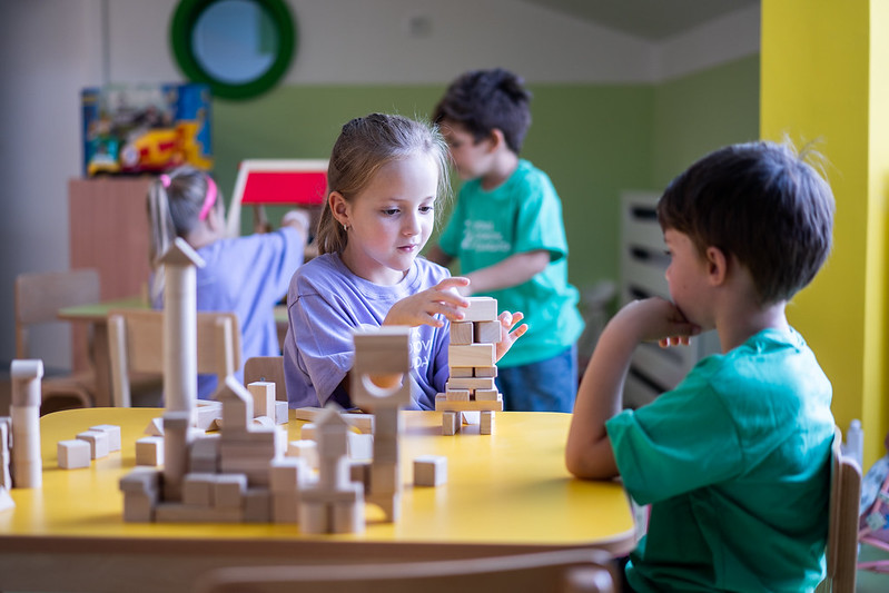 Montessori toys are actually great learning tools.