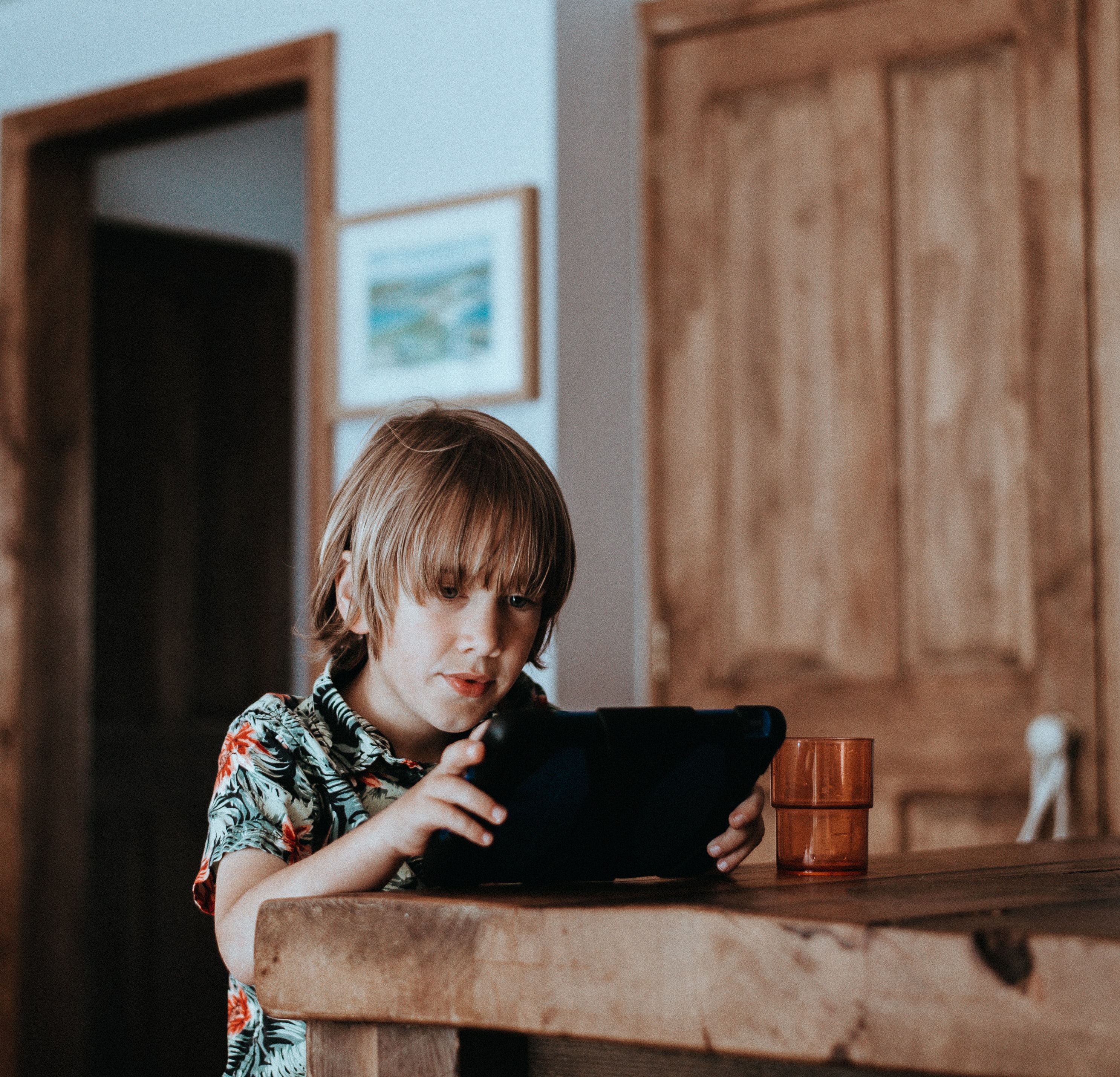 what is becoming louder and louder is the understanding that the QUALITY of a child's screen time is of crucial importance not the quantity of time.