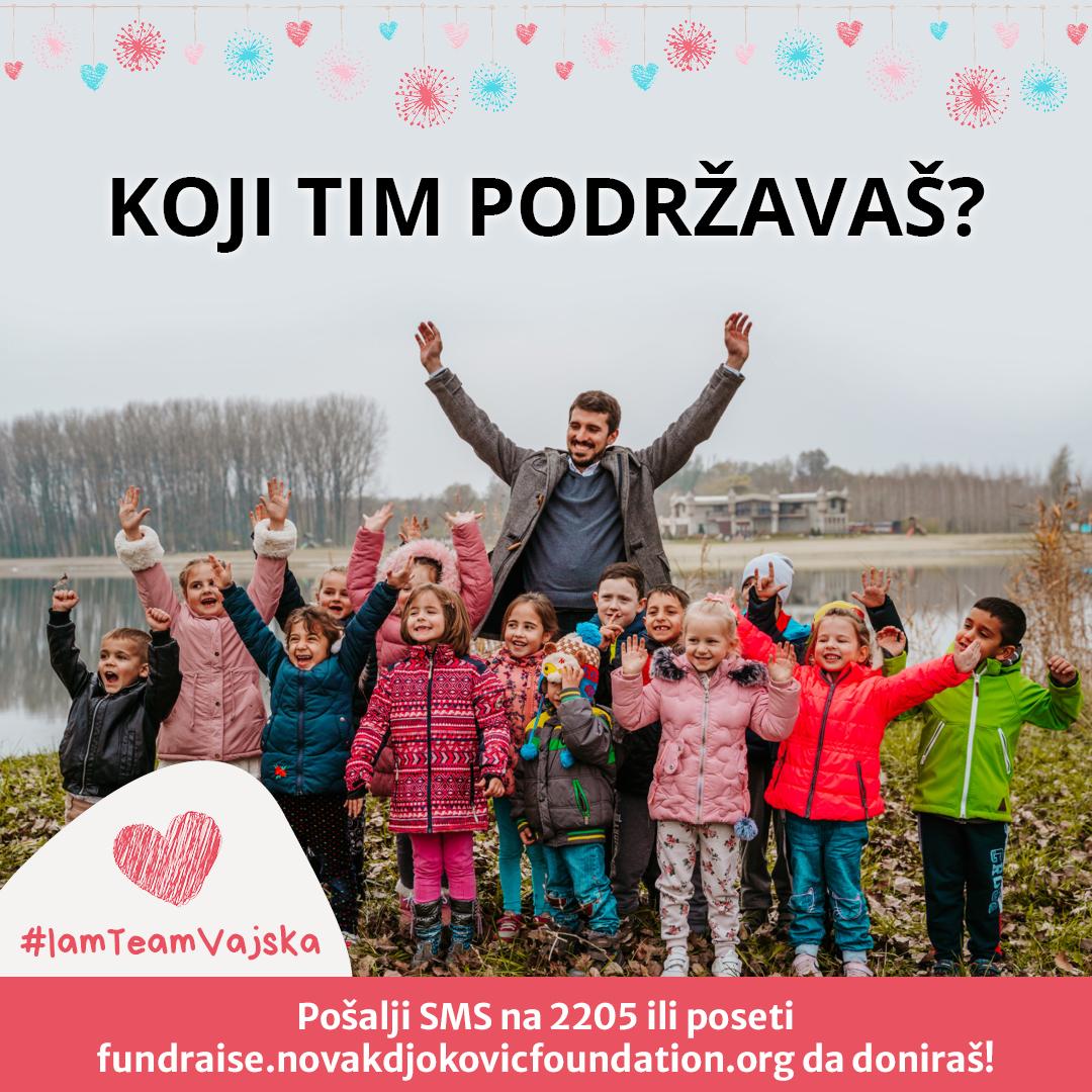 U selu Vajska 60 dece u smenama koristi jednu prostoriju koja može da primi samo 20 dece. Zajedno možemo otvoriti novi vrtić za svu decu iz ovog malog mesta. Pridruži se našoj misiji!