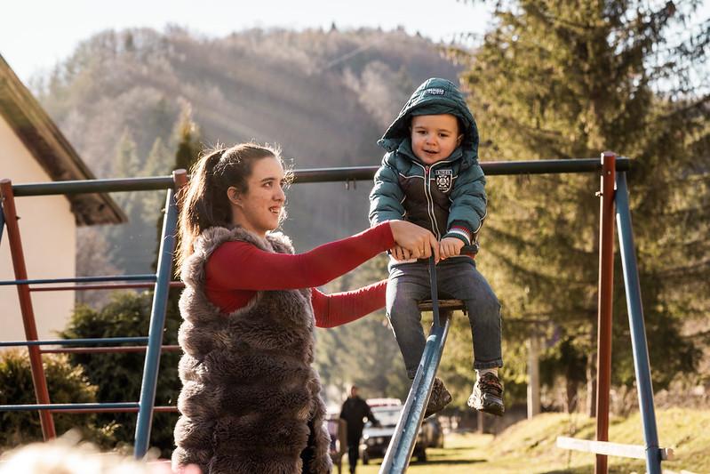 Mama Radmila i dalje veruje u selo Ljubiš. Otvaranjem vrtića, njen sin bi imao još lepše detinjstvo.