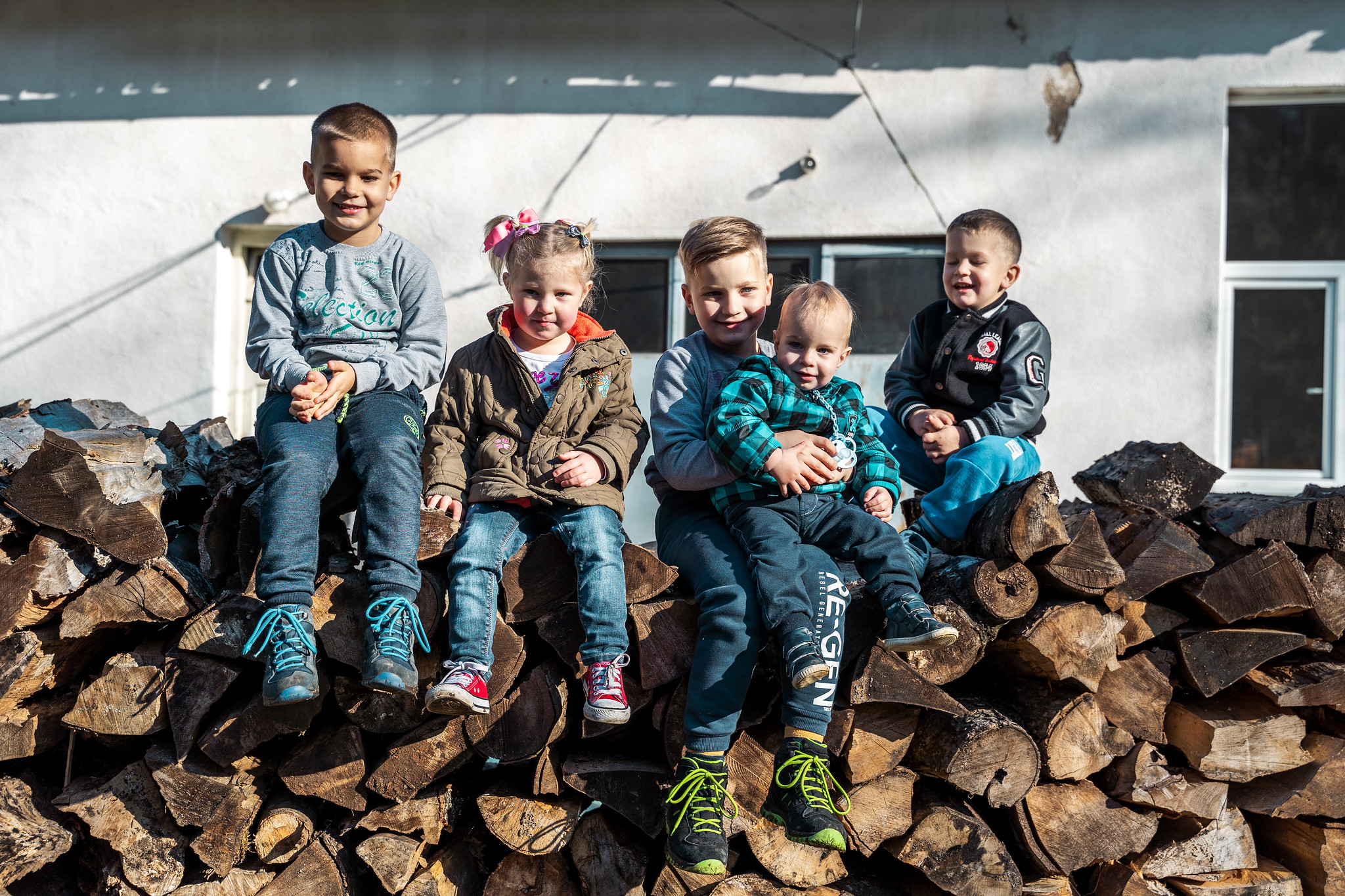 2020 In Review: Season of Giving brought endless joy to children in villages of Ljubis and Vajska.