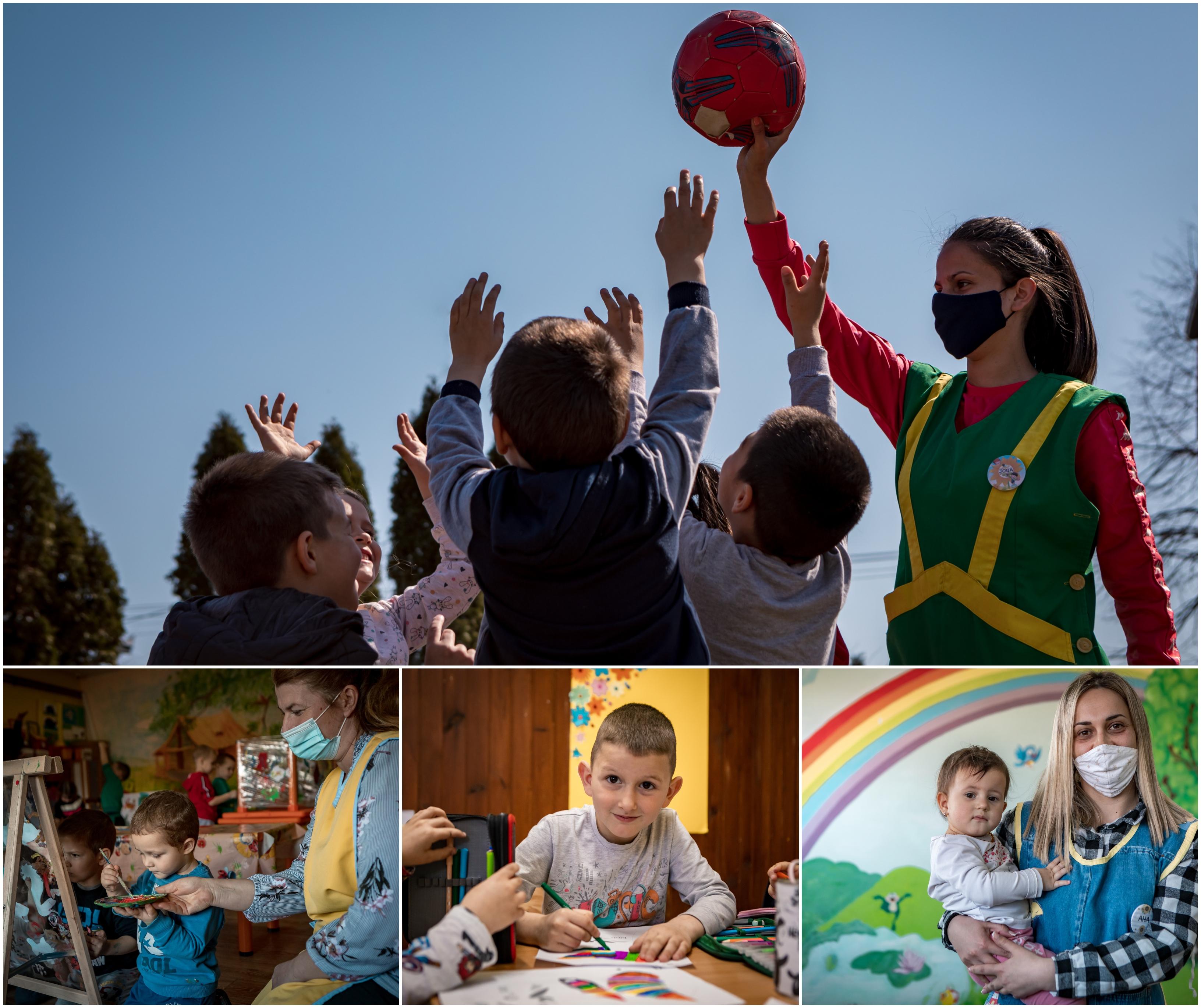 U Vladimircima, roditelji jako rano prepoznaju značaj predškolskog obrazovanja.