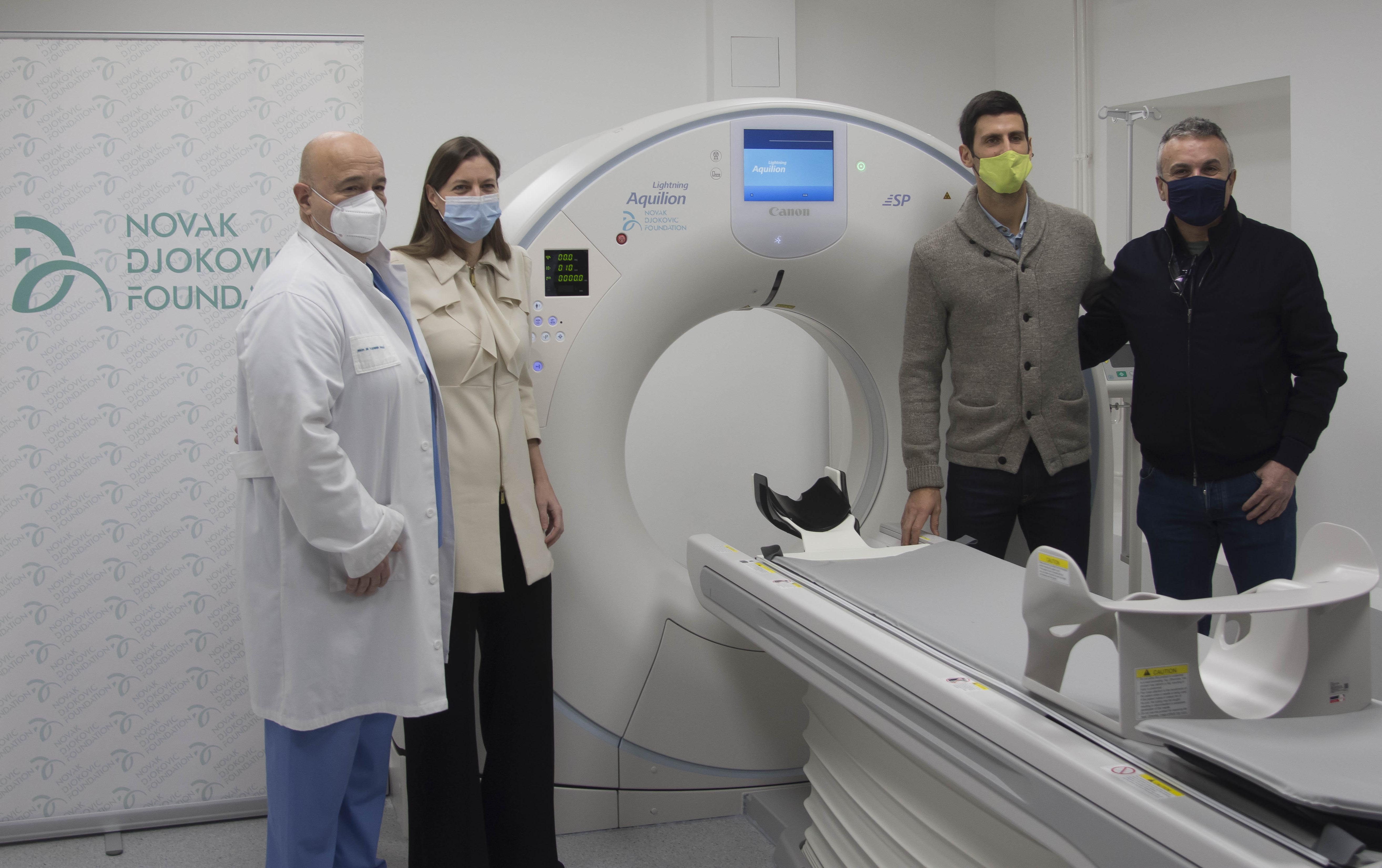 Thanks to its option of efficient high-resolution lung imaging, will help speed up the diagnosis of COVID patients.